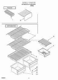 roper rt14bkxjw00 parts list and diagram ereplacementparts