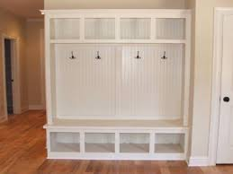 laundry built in mudroom shelves pictures decorations