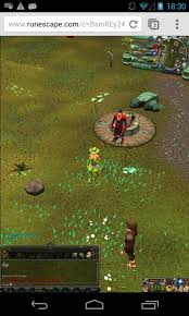how to play runescape on android runescape running on android phone runescape