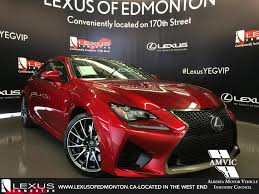 lexus rc motor 2016 red lexus rc f performance package walkaround review