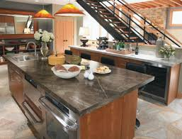 Type Of Kitchen Countertops Types Of Kitchen Countertops At Home And Interior Design Ideas