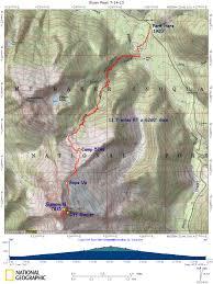 Twin Peaks Map Maps And Gps Tracks U2013 Nw Adventures Maps U0026 Gps Tracks
