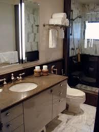 Bathroom Counter Towel Holder Hotel Towel Rack Towel Rack