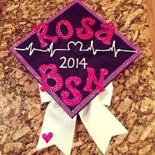 Outstanding Nursing Graduation Cap Decoration Graduation Cap