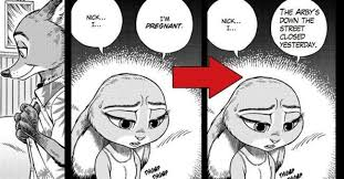 Arbys Meme - zootopia pro life comic is getting meme d to hell and back