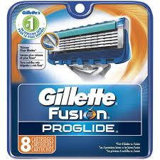 gillette fusion proglide razor blades 8 count pack refill manual