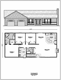 Single Story Ranch Style House Plans Floor Plan For Ranch Style Home Ahscgs Com