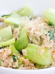 cuisine japonaise santé cuisine japonaise brests bok choy et hachés fermentés de poulet et