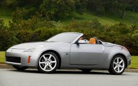 used nissan 350z 2005 nissan 350z information and photos zombiedrive