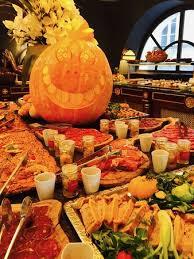 Un brunch aux couleurs d Halloween Picture of Le Bordeaux Gordon