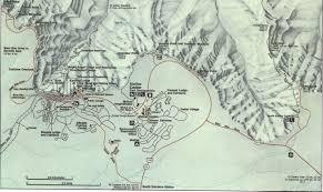Grand Canyon Arizona Map by Grand Canyonfree Maps Of Us