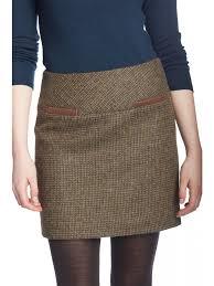 tweed skirt clover women s tweed mini skirt