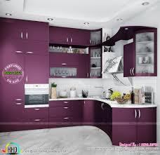 kitchen beautiful purple and black kitchen decor kitchen island
