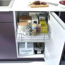 rangement int駻ieur cuisine tiroir interieur cuisine rangement interieur tiroir amenagement