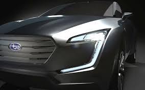 subaru viziv truck subaru viziv 2 concept teased ahead of geneva motor trend wot