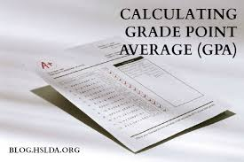 grade point average calculations u2013 you can do it homeschooling now