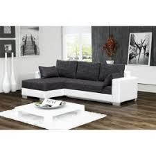 Canape Noir Convertible Canape Blanc Et Noir Beautiful Canap Noir Et Blanc Design Affordable Canap Places Relax En Simili