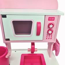 boys girls childrens kids kitchen play set pretend toy game tools