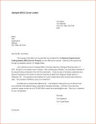 cover letter undergraduate cover letter examples undergraduate