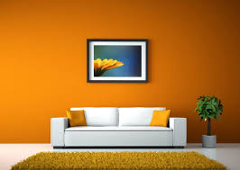 orange living room image prompts for journaling pinterest