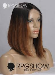 medium bob hairstyle front and back bob wigs