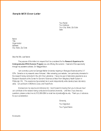 Cover Letter Examples Download 11 Cover Letters Examples For Students Mail Clerked