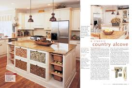 classic country alcove custom kitchen u0026 bathroom remodeling