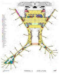 Airport Terminal Floor Plan by M I L I M E T D E S I G N