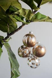 10 ways to dress up a glass ornament hgtv