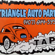 triangle auto parts of winter park fl home facebook