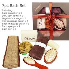 Bath And Shower Gift Sets 7pc Bath Shower Gift Set Bath Accessories Set Specials
