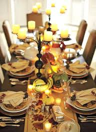 thanksgiving dinner table decorations ideas best winter images on