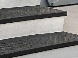 outdoor stair treads rubber 72 x 12