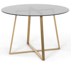 glass table black legs the branch round clear glass table with wood legs pertaining to plan