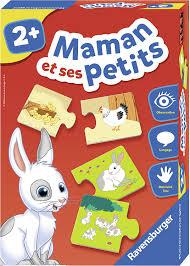 jeux de cuisine pour maman ravensburger 24023 jeu educatif maman et ses petits amazon