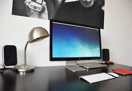 Minimalist Desks Mac Setups Beautifully Minimalist Video Editing Workstation