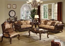 Formal Living Room Set Furniture Remington Formal Living Room Set