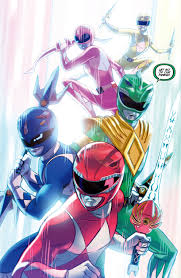 batman power rangers comicnewbies
