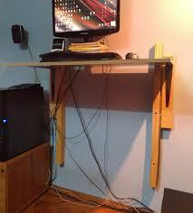 cheap diy standing desk http bgrz com post 27557187959