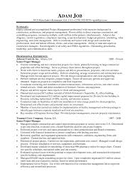 Resume Sample Templates Doc by Example Financial Program Manager Resume Free Sample 5iist3st