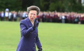 video princess anne gives bournemouth academy the royal seal of