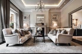 Traditional Living Room Wall Decor Traditional Romantic Living Room Design Ideas Living Room