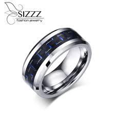 Mens Tungsten Carbide Wedding Rings by Popular Tungsten Ring Buy Cheap Tungsten Ring Lots From China