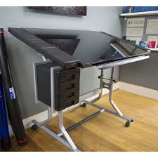 Drafting Drawing Table Alvin Craftmaster Ii Glass Top Craft And Drawing Table Cm Gl Photo
