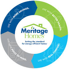 best home builders for energy efficient homes meritage homes