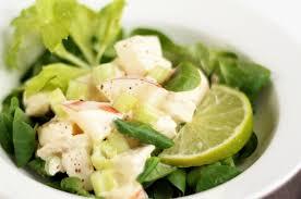 insalata di sedano e mele insalata di pollo mela mod祠皰 e maionese leggera allo yogurt