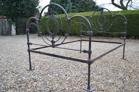 Antique Metal Bed Frame Coast To Country Antique Bedsteads French Beds Victorian Brass And
