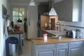 changer un plan de travail de cuisine davaus cuisine plan de travail gris avec des idées