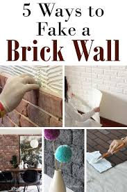 the 25 best brick walls ideas on pinterest building a brick