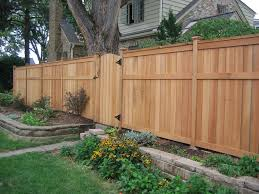 Backyard Fences Ideas by Backyard Fence Ideas Landscape Tropical With Landscaping Pewter
